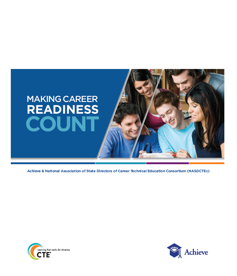 Cover of Making Career Readiness Count