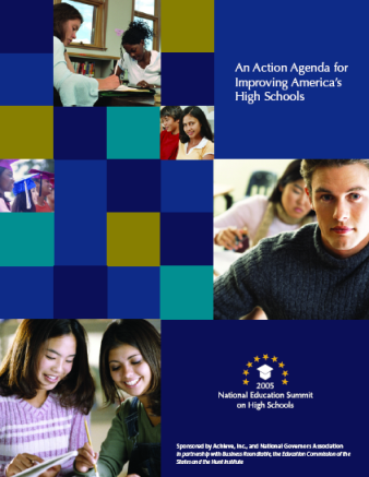 Cover of 2005 Summit Action Agenda