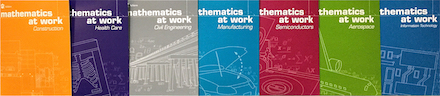 Picture of Math Works Brochures.
