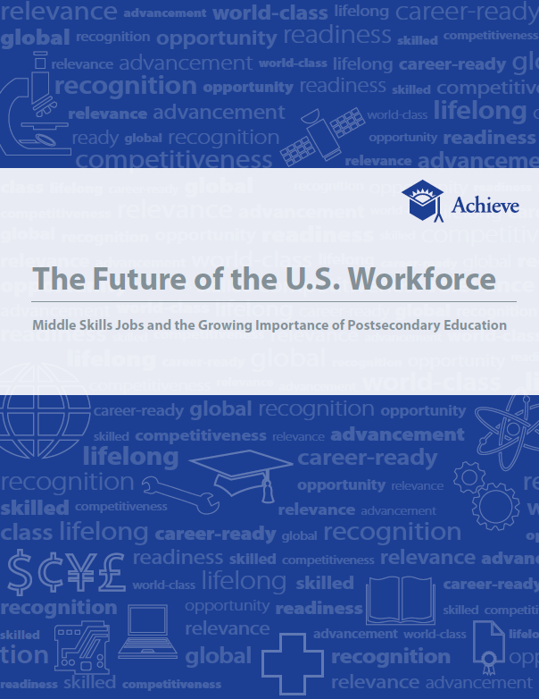 Cover of Middle Skills Jobs and the Growing Importance of Postsecondary Education
