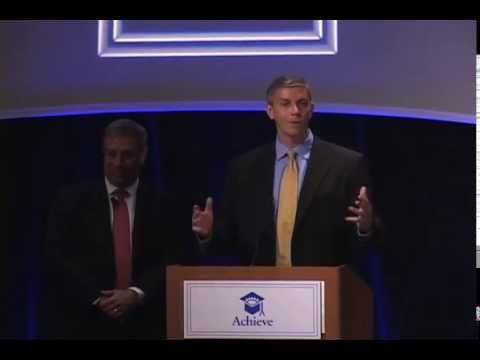 Embedded thumbnail for Keynote Address: U.S. Secretary of Education Arne Duncan