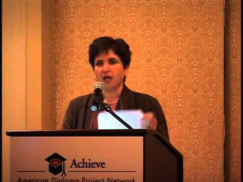 Embedded thumbnail for Joanne Weiss Speech